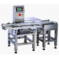 Buy Frozen chicken food check weigher,high speed and precison,weight machine hot at wholesale prices