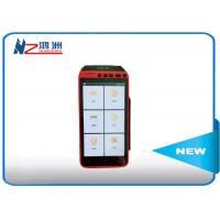 Quality Android Tablet Point Of Sale Terminal Mobile Pos Machine With Touch Screen for sale