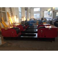 Quality 160 Tons Conventional Pipe Turning Rollers Hand Control Box / Foot Pedal Control for sale