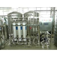China Water Treatment / Purification RO Pure Water Treatment Equipment ISO Certification on sale