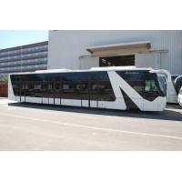 Buy Professional 77 Passenger 13 Seat Airport Transfer Bus With Aluminum Apron at wholesale prices