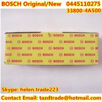 Quality BOSCH Original and New 0445110275 for HYUNDAI/ KIA/ OPEL. 33800-4A500 /338004A500/55200259 for sale