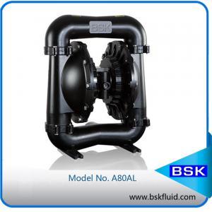 Quality 3 Inch Air Driven Double Diaphragm Pump Corrosion Resistance Pneumatic Driven Pump for sale
