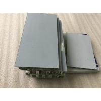 Buy Architectural Material Aluminum Honeycomb Wall Panels , Aluminum Honeycomb Board at wholesale prices