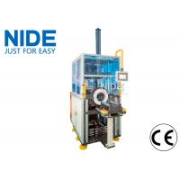 Buy Enter And Exit Station Stator Winding Middle Forming Machine With PLC Control at wholesale prices