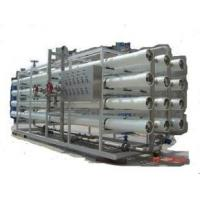 Quality 1M3 / H 380V RO Water Purifier Plant Devices , Water Purifier Industrial Machine for sale