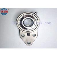 Quality 3 Bolt Stainless Steel Flange Bearing Housing SSUCFB205 Anti Corrosion for sale