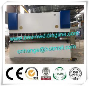Quality Hydraulic Press Brake Bending Machine Sheet Metal Bending Machine With E21 for sale