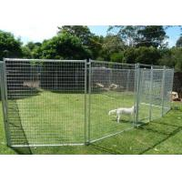 Buy Safety Temporary Fence Panels Easily Assembled Galvanized For Durability at wholesale prices