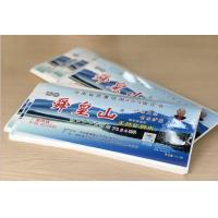 Quality Custom Glossy Sticker Labels Waterproof With Landscape Printing Eco Friendly for sale