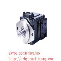 Quality ITTY taiwan factory OEM DENISON tractor hydraulic pumps T6C T6D T6E single marine hydraulic pump for sale