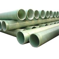 Quality Fiber Reinforced Polymer/Plastic FRP Pipes for sale