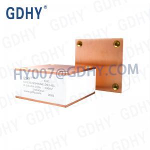 Quality 0.25UF 3000V 200KVAR Power Film Capacitor for sale