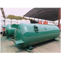 Buy Horizontal Sandblasting Galvanized Steel Water Storage Tanks 300 Litre - 3000 at wholesale prices
