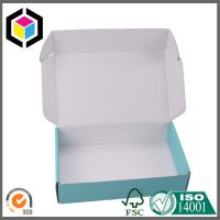 Quality Inside White Custom CMYK Full Color Offset Print Paper Corrugated Box for Shipping for sale