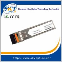 1.25G SFP BiDi 160KM Transceive 1490/1550nm(1550/1490nm) with DDM for sale