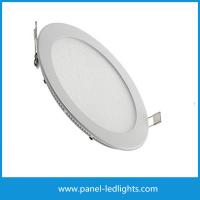 Quality Round Panel Led Lights Led Circular Panel Lights For Meeting Room 6W / 8W / 12W for sale