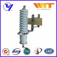 Quality Electrical Metal Oxide Arrester 66KV Porcelain Ceramic without Gap for sale