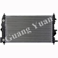 Quality Aluminum Core GMC Radiator Replacement For Chevrolet Curze Anti Corrosion DPI 13197 for sale