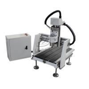 Quality Hoby Desktop Mini Type CNC Engraver Cutter Machine 360*360mm for sale