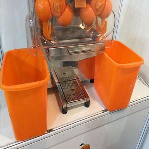 Quality Orange Juice Squeezer Machine Lemon Fruit Squeezer 304 Stainless Steel for sale