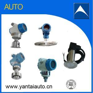 China Sanitary pressure transmitter/Flush diaphragm pressure transmitter for drinking water milk on sale