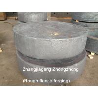 Quality Pressure Vessel Alloy Forged Steel Rings And Gear Box / Flange Forgings for sale