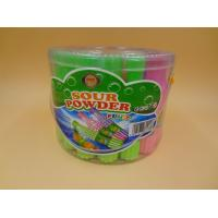 Quality Fruity Vitamin Sugar Powder Candy Straws Colored Low Calorie Milk Powder Candy for sale