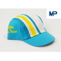 Quality Beautiful Personalized Baseball Caps , Three Panel Baby Cool Baseball Caps for sale