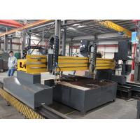 Quality Single Sided Driven CNC Flame Cutting Machine , Sheet Metal Plasma Cutter For Any Shape for sale