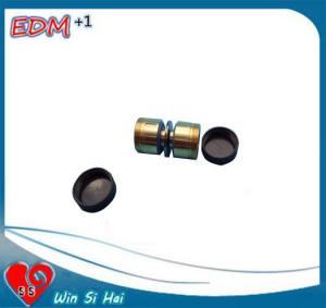 China EDM Wire Cut Machine  Copper Pulley Unit EDM Guide Wheel Assemble on sale