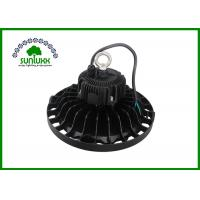 Quality Ultra Brightness Multi Functional UFO LED High Bay Light Fixtures Warehouse Usage for sale