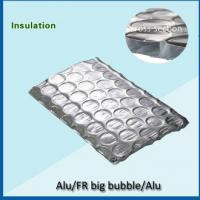 Buy big  bubble 360gsm double sided aluminum foil backed insulation at wholesale prices