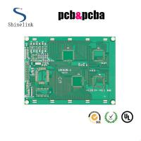 Quality UL 94V0 multilayer circuit board for Access control system with BOM for sale