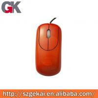 China 2014 wired optical mouse on sale