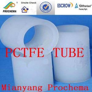 Quality PCTFE (PolyChloroTriFluoroEthylene) Tube for sale