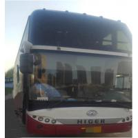 Quality Higer 51 Seats Used Tour Bus International Standard Emission Euro III for sale