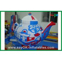 Quality Fireproof Inflatable Teapot Custom Inflatable Products For Holiday for sale