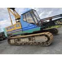 Buy cheap Sumitomo Second Hand Cranes 40 Ton With 36 Meter Main Boom / 290L Fuel Tank from wholesalers