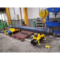 Quality Hydraulic Cylinder Turning Rollers 10 Tonne Capacity With Foot Pedal Control for sale