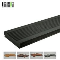Quality Fire Resistant Bamboo Deck Tiles , Solid Bamboo Panels Incredible Bending Strength for sale