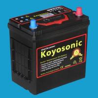 China Reliable and New Lead Acid Calcium Maintenance Free Car Battery-12V36AH-53520MF/48B20LMF on sale