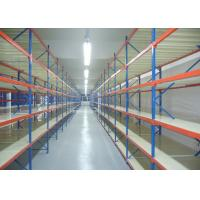 Quality Space Saving Medium Duty Racking Anti - Rust 4 Levels For Industrial Storage for sale