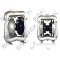 Quality Mechanically Operated Diaphragm Pump , 2 Diaphragm Pump 12 Monthes Guarantee for sale