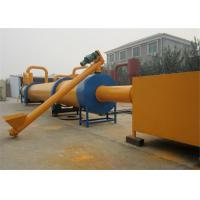 Low Temperature Biomass Rotary Drying Machine For Agricultural Industry for sale