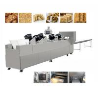 China Hot sale sesame peanut candy cereal bar forming cutting machine rice cake making machine price on sale
