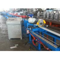 Buy Customized PU Foam Roller Shutter Door Roll Forming Machine With PLC Control at wholesale prices