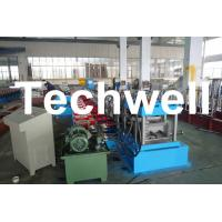 Buy C Purlin Forming Machine / Cold Roll Forming Machine with Gearbox Drive for at wholesale prices