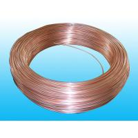 Copper Coated Bundy Tube , Soft Low Carbon Bundy Tubes for sale