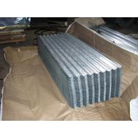 Quality SGCH , SGCC, G550, JIS G3302 steel spangle Galvanized Corrugated Roofing Sheet / Sheets for sale